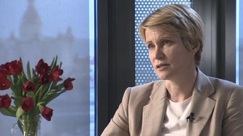 Елена Шмелёва. Предвыборная готовность