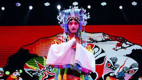 Это Китай. Пекинская опера: современность и вечность