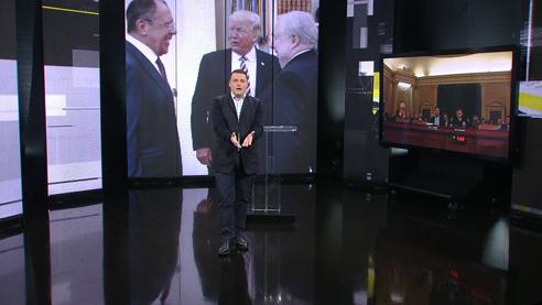 Россия – Трамп: медийный телесериал