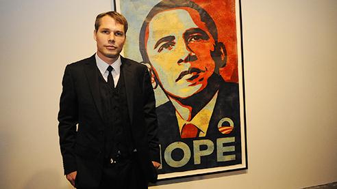 Шепард Фэйри, художник, бунтарь, активист