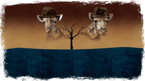 В ожидании жирафа